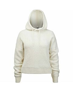 The North Face Wool Harrison P/O Hoodie Women's- Gardenia White