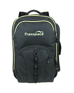 Transpack Boot Slinger Pro Boot Bag-  Black with Yellow
