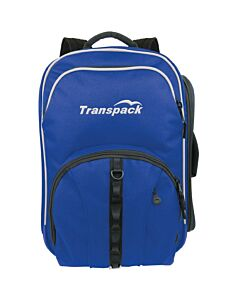 Transpack Boot Slinger Pro Boot Bag-  Blue with Silver