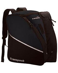 Transpack Edge Boot Bag- Black