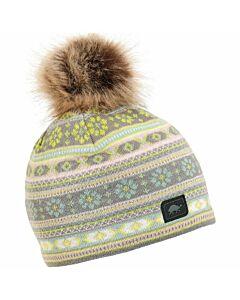 Turtle Fur Merino Amazing Hat- Mint