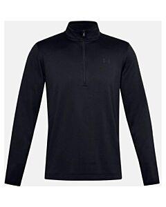 Under Armour Armour Fleece 1/2 Zip Men's- Black