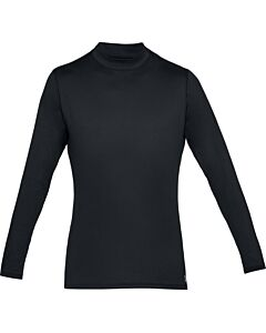 Under Armour CG Mock Fitted Mens'- Black