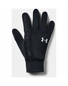 Under Armour Liner Glove -Black