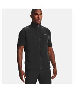 Under Armour Off Grid Fleece Vest Men's- Black