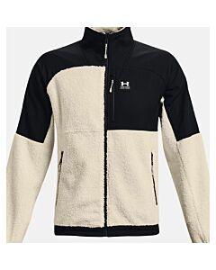 Under Armour UA Mission Boucle Swacket Jacket Men's- White