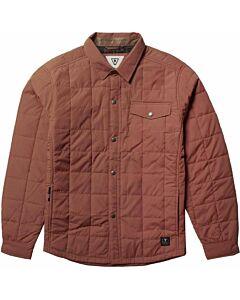 Vissla Cronkite II Jacket Men's- Brick