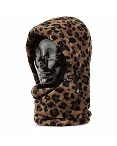 Volcom Advent Hoodie Women's- Leopard