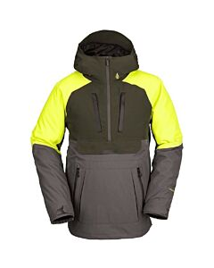 Volcom Brighton Pullover Jacket Men's- Dark Grey