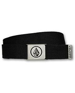 Volcom Circle Web Belt- Black