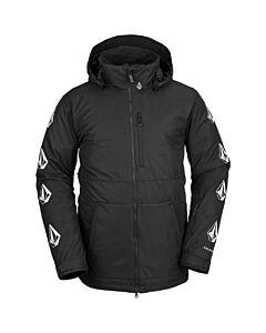 Volcom Deadly Stones Insulated Jacket Men's- Black