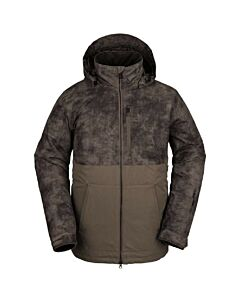 Volcom Deadly Stones Insulated Jacket Men's- Dark Teak