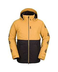 Volcom Deadly Stones Insulated Jacket Men's- Resin Gold