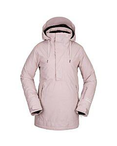 Volcom Fern Insulated Gore Pullover Women's- Haze Pink