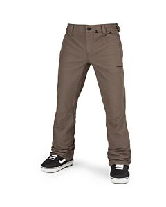 Volcom Klocker Tight Pant Men's- Dark Teak