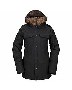 Volcom Kuma Jacket Women's- Black