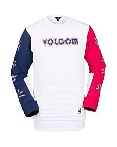 Volcom Let It Strom Crew Men's- Olympic Blue