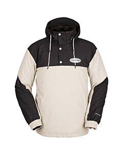 Volcom Longo Pullover Jacket Men's- Khaki