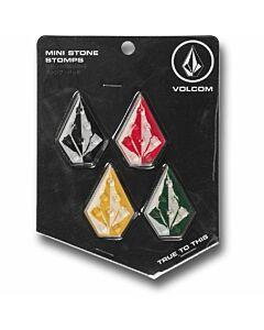 Volcom Mini Stone Stomps Pad- Multi