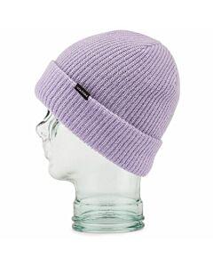 Volcom Polar Lined Beanie Women's- Lavender