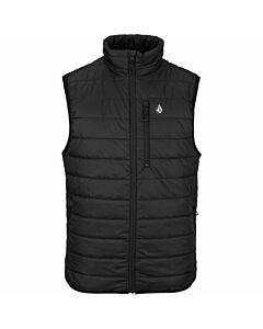 Volcom Puff Puff Vest Men's- Black