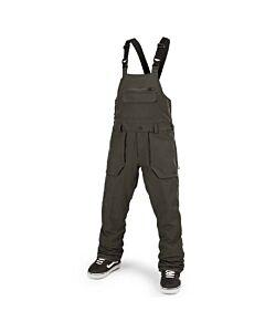 Volcom Roan Bib Overall Men's- Black Green