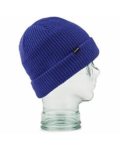 Volcom Sweep Lined Beanie- Bright Blue