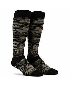Volcom Synth Sock- Army Camo