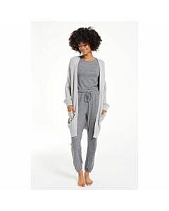 Z Supply Sweater Weather Cardi Women's- Heather Grey